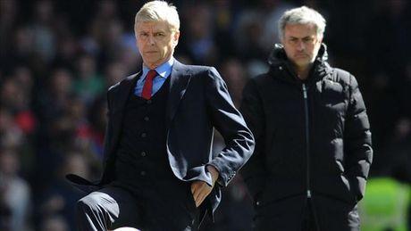 Mourinho muon duoc ton trong nhu Wenger - Anh 1