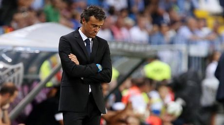 Luis Enrique 'uoc' ca Real va Atletico cung thua trong derby Madrid - Anh 1