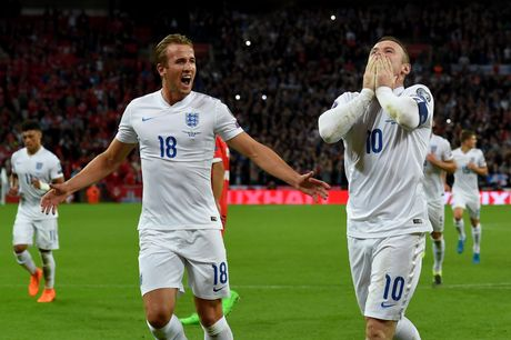 Harry Kane cong khai y muon the cho Rooney - Anh 1