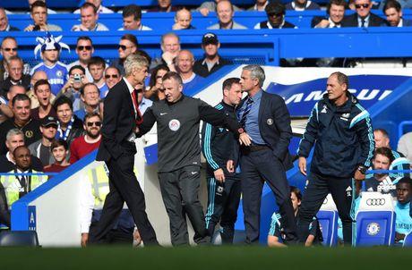 Wenger: 'Chua cung co sai lam, huong chi la toi!' - Anh 1