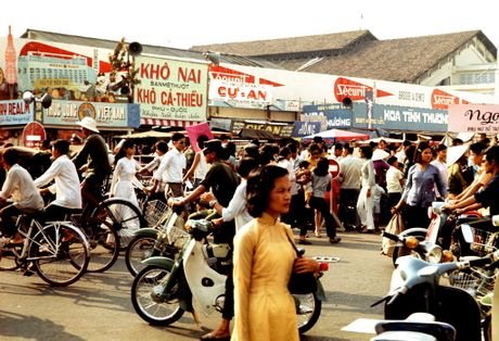 Loat anh ruc ro sac mau ve Sai Gon nam 1969-1970 (1) - Anh 13