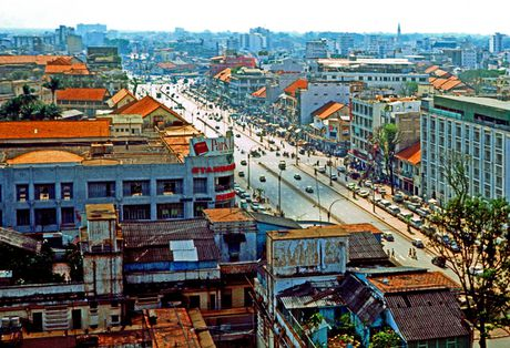 Loat anh ruc ro sac mau ve Sai Gon nam 1969-1970 (1) - Anh 2