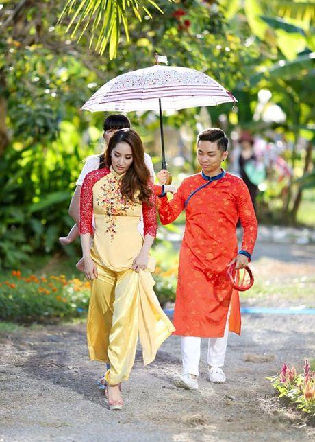 Phat ghen cach Phan Hien cham soc Khanh Thi - Anh 10