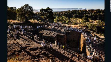Bi an thanh dia Jerusalem an giau trong long Ethiopia - Anh 1
