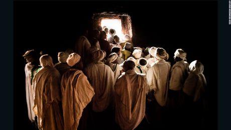Bi an thanh dia Jerusalem an giau trong long Ethiopia - Anh 2