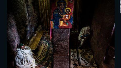 Bi an thanh dia Jerusalem an giau trong long Ethiopia - Anh 5