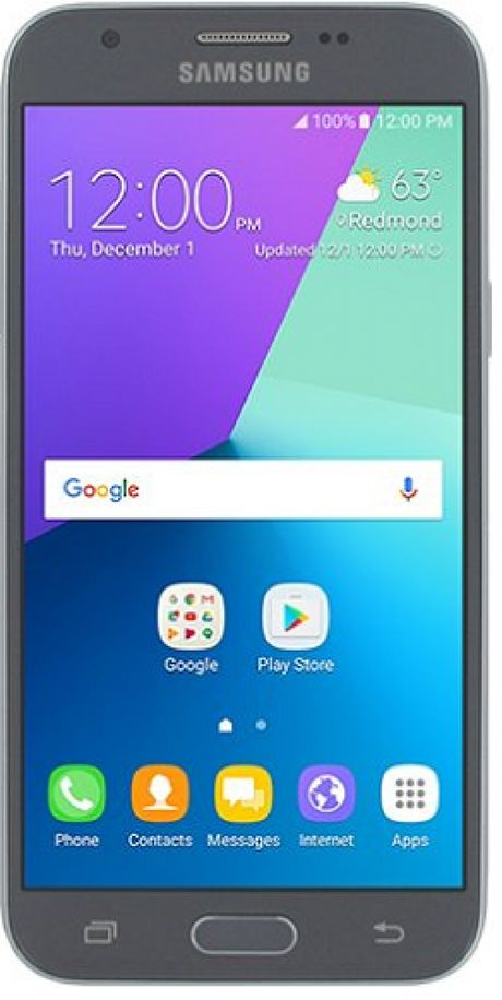 He lo ngay ra mat Samsung Galaxy J3 (2017) - Anh 1