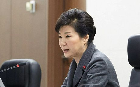 Tong thong Han Quoc Park Geun-hye tiep tuc dieu hanh dat nuoc - Anh 1
