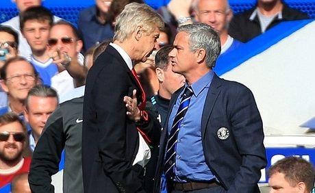 M.U - Arsenal: Moi tham thu hon mot thap nien cua Mourinho va Wenger - Anh 1