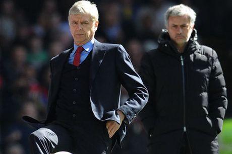 M.U - Arsenal: Moi tham thu hon mot thap nien cua Mourinho va Wenger - Anh 2