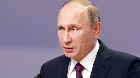 """Putin: """"Nga se lam tat ca de duy tri can bang quyen luc"""" - Anh 1"""