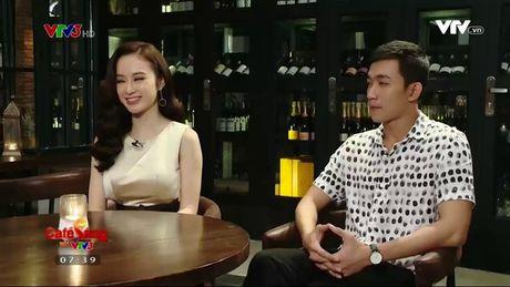 Cafe Sang cuoi tuan: Gap go e-kip lam phim Su menh trai tim - Anh 1