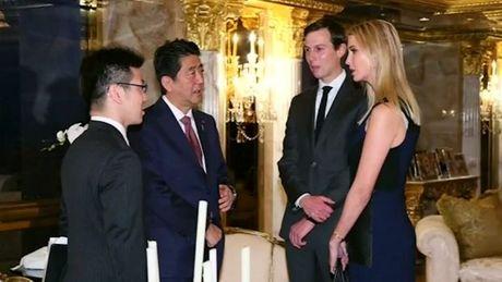 Con gai ong Trump se khong tham du cac cuoc hop nha nuoc - Anh 2