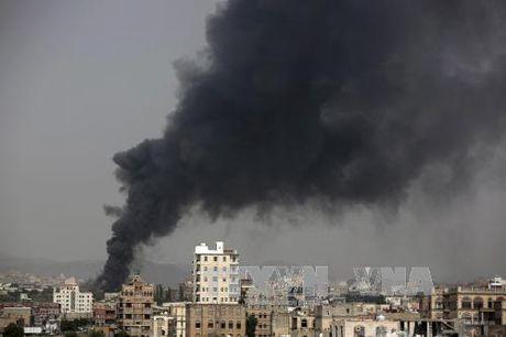 Lien quan Arab tuyen bo ngung ban 48 gio tai Yemen - Anh 1