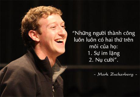Nhung cau noi noi tieng cua Mark Zuckerberg - Anh 1