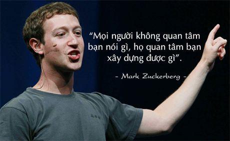 Nhung cau noi noi tieng cua Mark Zuckerberg - Anh 3