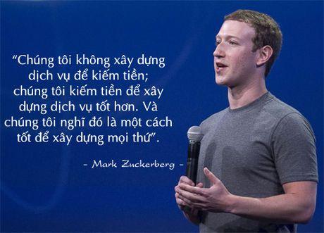 Nhung cau noi noi tieng cua Mark Zuckerberg - Anh 7