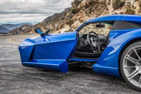 Rezvani Beast Alpha 2017 sieu xe thiet ke cua 'di' nhat the gioi - Anh 2