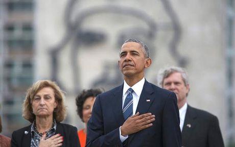 4.000 quan chuc duoi trieu dai Obama sap nop don tu chuc - Anh 1