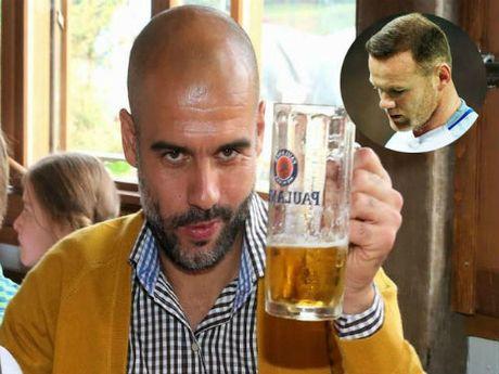 "Benh vuc Rooney, Pep khoe ""tuu luong"" ban than - Anh 1"