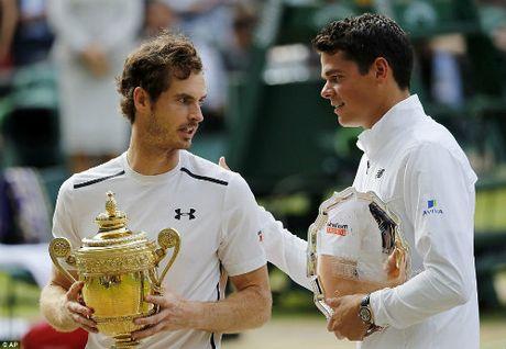ATP World Tour Finals ngay 7: Cho chung ket trong mo - Anh 1