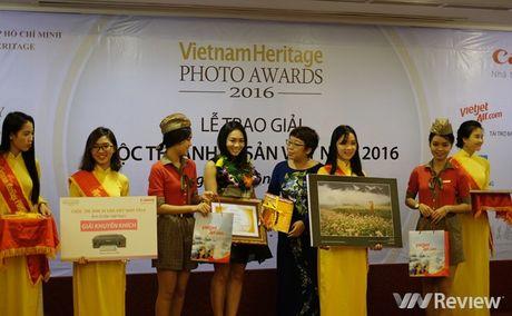 Loat anh doat giai cuoc thi Di san Viet Nam 2016 - Anh 1