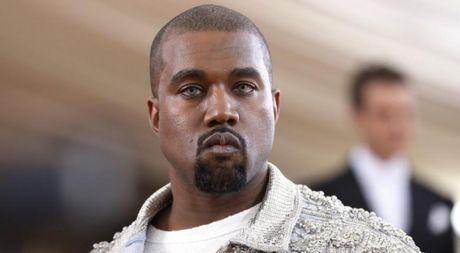 Kanye West gay soc khi len tieng ung ho ong Donald Trump - Anh 1