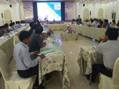 BQL Khu Kinh te Quang Tri: Giai dap nhieu kien nghi cua doanh nghiep - Anh 1
