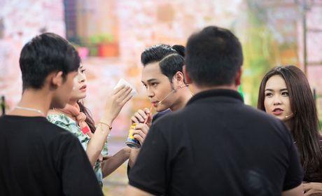 Chi Pu 'cap ke', cham soc tan tinh Quang Vinh - Anh 5
