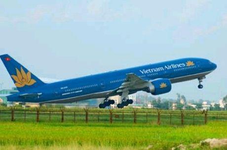 Vietnam Airlines bo sung hon 185 nghin ghe noi dia dip Tet Dinh Dau - Anh 1