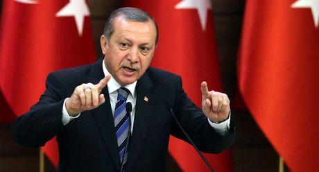 Erdogan: Obama khien toi vo mong - Anh 1