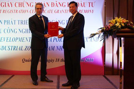 Quang Ninh sap co 'sieu' du an 7.000 nghin ty dong - Anh 1
