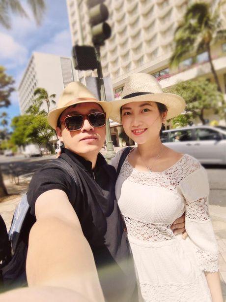 Lam Truong xac nhan vo mang thai 6 thang - Anh 4