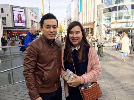 Lam Truong xac nhan vo mang thai 6 thang - Anh 5