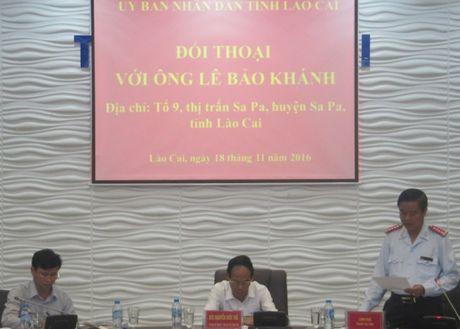 UBND tinh Lao Cai doi thoai voi cong dan - Anh 5