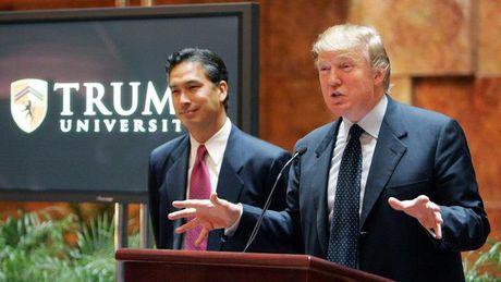 Tong thong dac cu Trump chi 25 trieu USD giai quyet kien cao - Anh 1