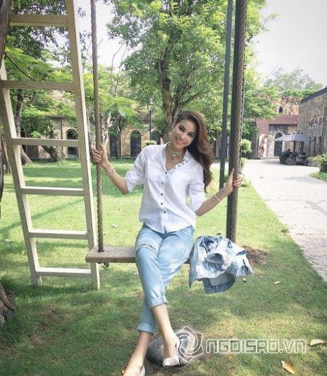 Gu thoi trang doi thuong dep hut hon cua Pham Huong - Anh 10
