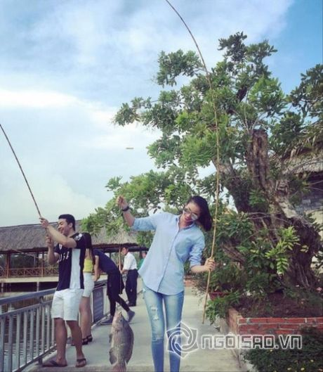 Gu thoi trang doi thuong dep hut hon cua Pham Huong - Anh 13