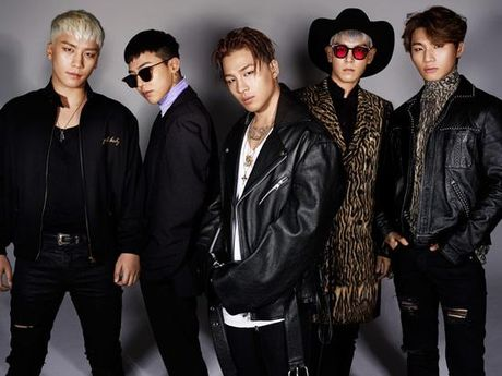 Big Bang tai xuat, dan mang Han goi thang 12 la 'thang dam mau' - Anh 2