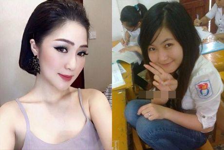 Huong Tram thay doi nhan sac ngay cang khac la - Anh 1