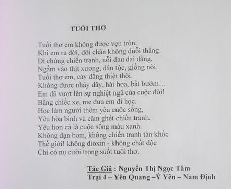 Nam Dinh: Nghi luc phi thuong cua co giao xuong thuy tinh - Anh 4