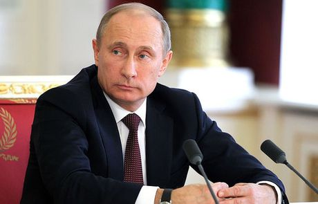 Tong thong Nga Putin tham du Hoi nghi thuong dinh APEC - Anh 1
