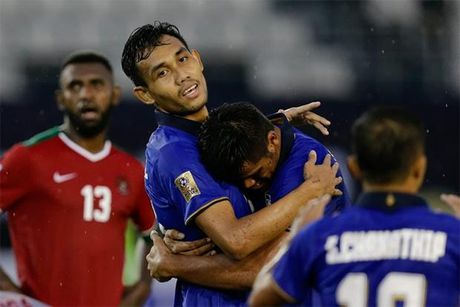 Dangda lap hattrick, Thai Lan ra quan suon se tai AFF Cup 2016 - Anh 1