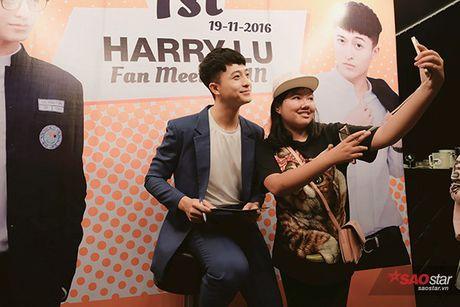 Den tre, Harry Lu khoc nuc no goi dien cho Anh Tu vi khong ai toi du hop fan - Anh 16