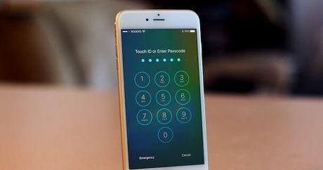Cach truy cap vao iPhone khong can nhap mat khau - Anh 1
