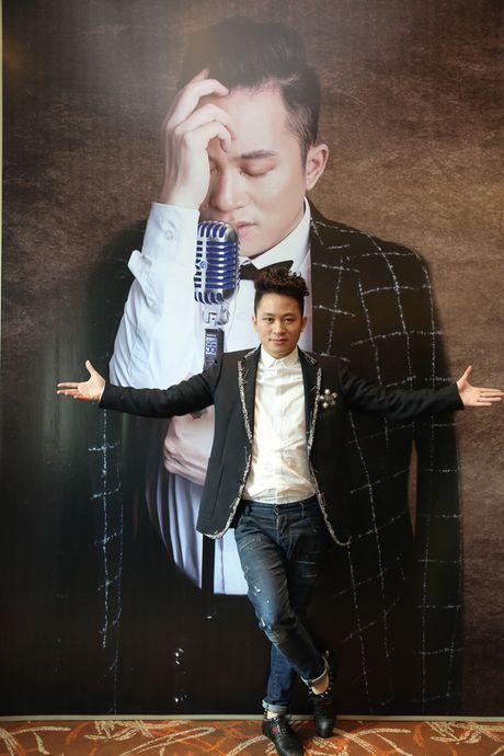 Tung Duong lan dau chia se ve quang thoi gian mau thuan voi Ha Tran - Anh 2