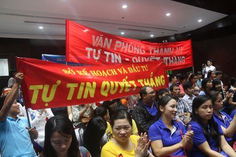Hon 3.000 CCVCLD TP. Da Nang tham du cuoc thi 'CCVCNLD TP. Da Nang voi Cai cach hanh chinh' - Anh 2