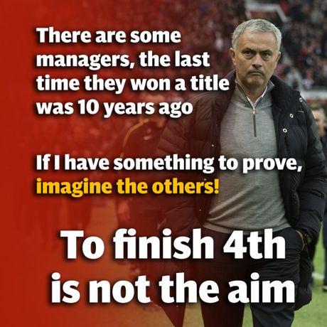 Nhung lan dau 'vo mom' noi tieng giua Arsene Wenger va Jose Mourinho - Anh 14