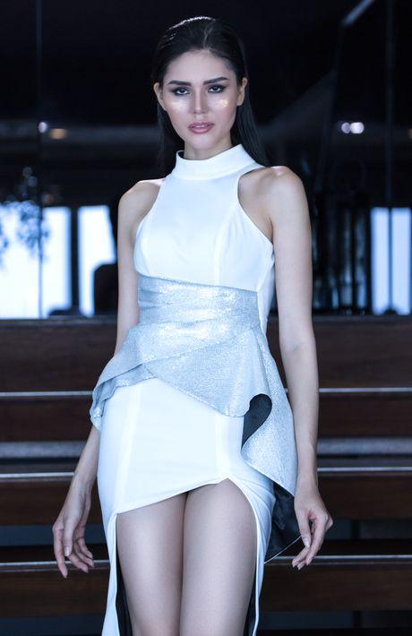 Lily Nguyen do dang nong bong cung A hau Kim Nguyen - Anh 5