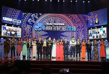 Nhan tai Dat Viet nam 2016 co 2 giai Nhat linh vuc CNTT - Anh 2